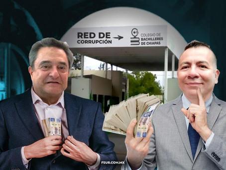 Secretario Técnico del COBACH tejió una red de corrupción electoral con Pío López Obrador
