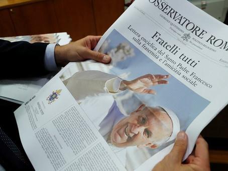 """""""El capitalismo ha fracasado"""": Papa Francisco sobre la pandemia"""