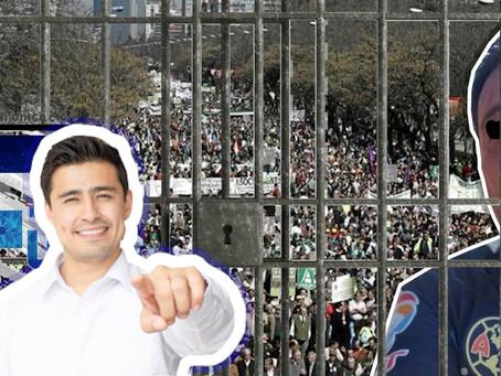 ¿Quién está detrás de la detención de líder social comiteco?