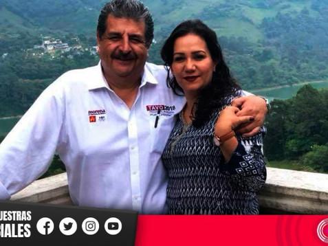 Alcalde de Huauchinango destituye del DIF a su esposa; le quita auto oficial, escolta y la corre de