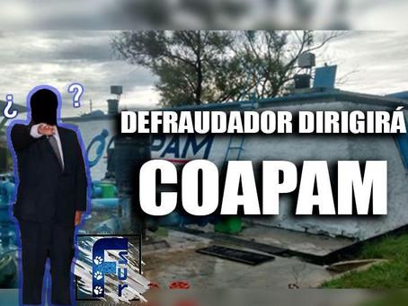 Defraudador asumirá la dirección de COAPAM, según denuncia. ¿Sabes quién es?