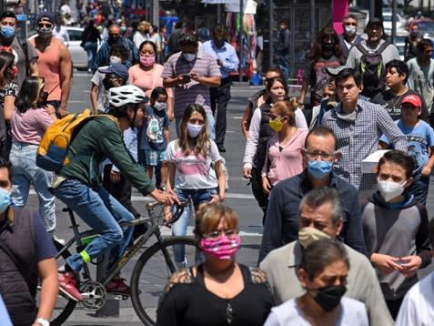México supera los 44 mil muertos por Covid-19 y acumula 395 mil infectados