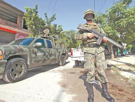 Instituciones de seguridad de la 4T reciben 3 acusaciones al día por violación de derechos humanos