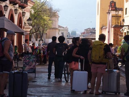 Chiapas es el primer estado que reporta regreso de vacacionistas contagiados de COVID; hay graves