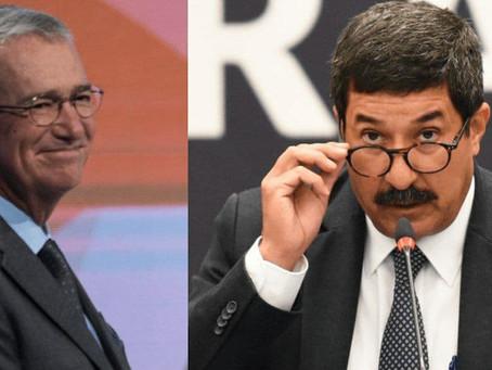 """Salinas Pliego califica a Javier Corral de """"gobernadorcillo"""" y le responde con """"ponte a trabajar"""""""