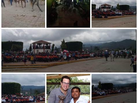 Alcalde PRIísta literalmente está retando al gobernador de Chiapas.