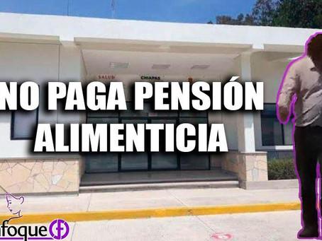 Médico de SCLC y sobrino del exgobernador Yunes se niega a pagar pensión alimenticia a sus hijas