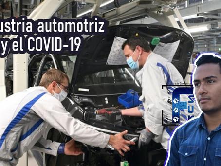 Los retos y adelantos que ha traído el COVID-19 al sector automotriz