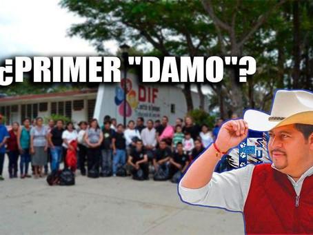 """Mario Guillén """"Fox"""" no será  el PRIMER """"DAMO"""" de Comitán"""