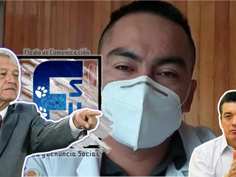 AMLO intervendrá en el caso del doctor Grajales Yuca