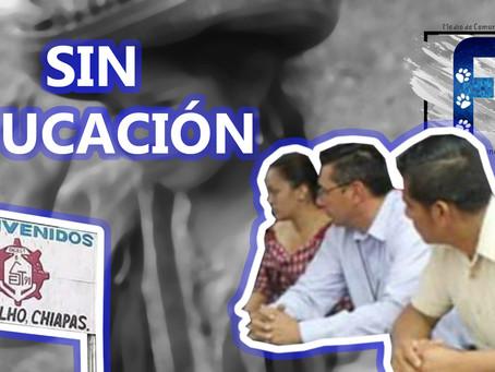 """Por no cubrir cuota """"voluntaria"""", dejan sin educación a niña indígena de Pantelhó"""