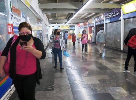 Suman 19,080 las muertes por coronavirus en México; hay 159,793 casos confirmados