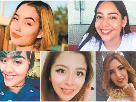 Los rostros del feminicidio; suben 145% en seis años