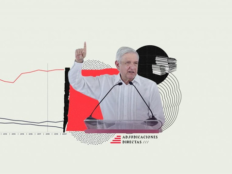 SIETE MESES DE ADJUDICACIONES DIRECTAS Y AÚN VIENEN MÁS