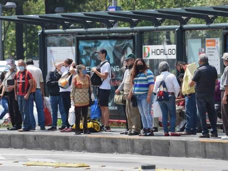 México suma 292 muertes más y supera los 480 mil contagios por covid-19