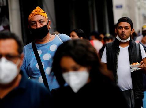 México suma 449,961 contagios confirmados de Covid-19 y 48,869 decesos