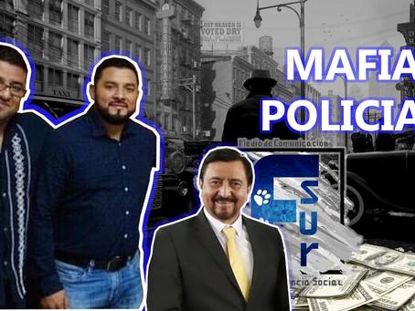 Más DENUNCIAS contra la mafia policial de los hermanos Villaveitia en Las Margaritas