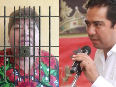 Edil de Las Rosas acusa a mujer INOCENTE de vandalismo y amenaza con encarcelarla