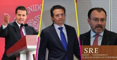 EPN y Videgaray canalizaron 100 MDP de sobornos de Odebrecht para campaña: Emilio Lozoya