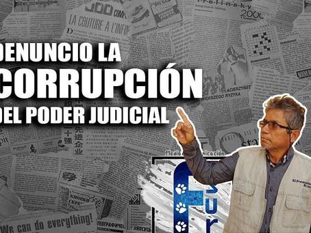 La FGE y el PJCH son un asco de corrupción