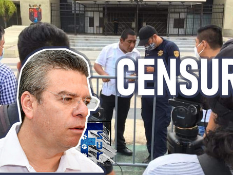 Ismael Brito escoge reporteros a modo para conferencia