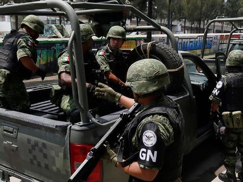 AMLO ordena la intervención del Ejército en labores de seguridad pública