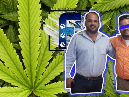 Delegado de Gobierno ENCUBRE a narcomenudista; es su CHÓFER
