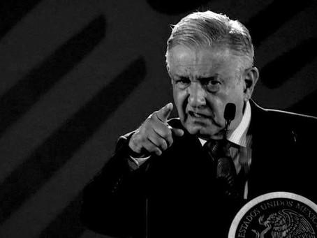 AMLO, ¿caudillo del autoritarismo? Gobierno fallido y otras desgracias