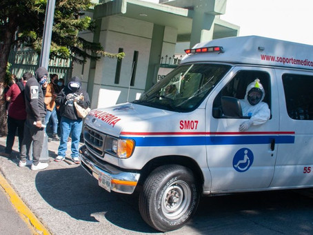 Casi tres millones de personas se quedan sin atención en hospitales públicos por pandemia