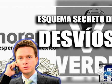 Así operó Manuel Velasco esquema de desvío de recursos para Morena