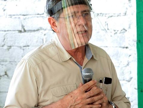 Llama Carlos Morales a la responsabilidad ciudadana para contener el avance del contagio por Covid-1