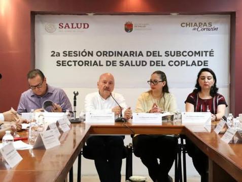 FURIBUNDO DE CORAJE  SECRETARIO DE SALUD DE CHIAPAS AMENAZA A LA LIBERTAD DE EXPRESIÓN