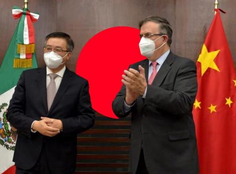 LOS MISTERIOS DE LAS COMPRAS MEXICANAS EN CHINA