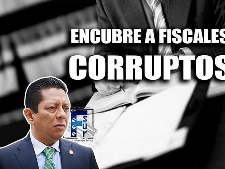 Llaven Abarca encubre a fiscales que dejaron impune delito de violación en Villaflores