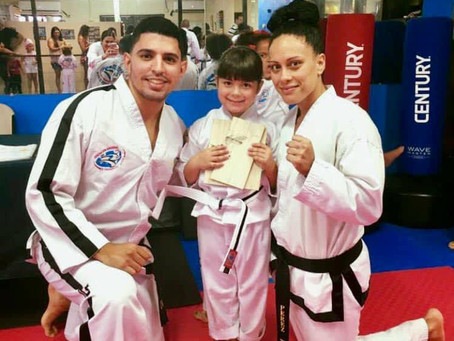 Taekwon-Do for kids from 3 to 6 years old, is Taekwon-Do for your KID?
