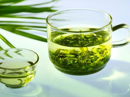 Les vertus du thé vert...