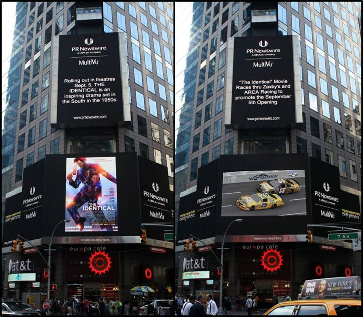 SGE puts The Identical Times Square