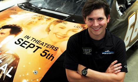 Brennan Poole, Pocono driver