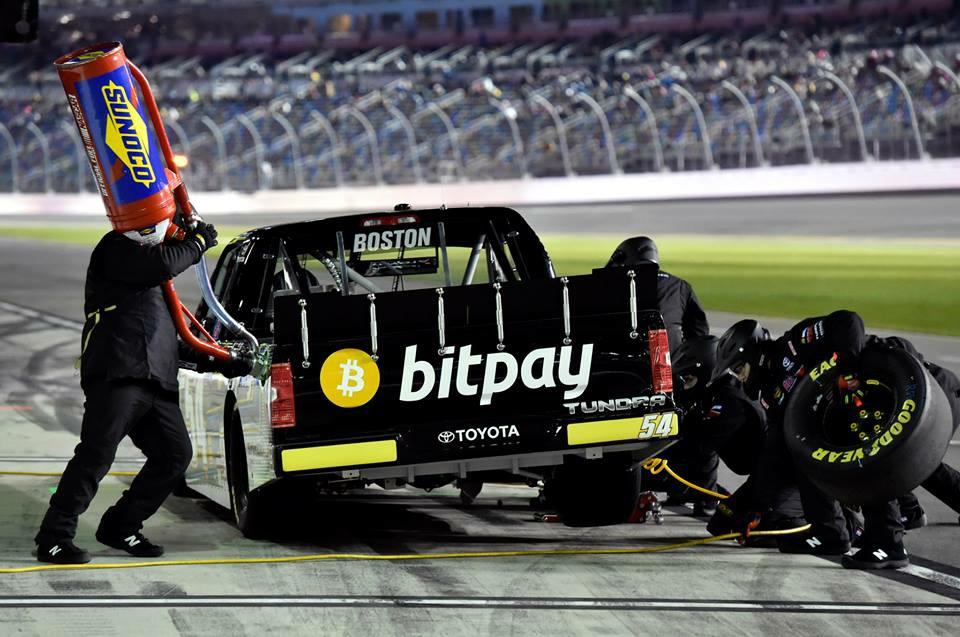 Bit Pay Truck