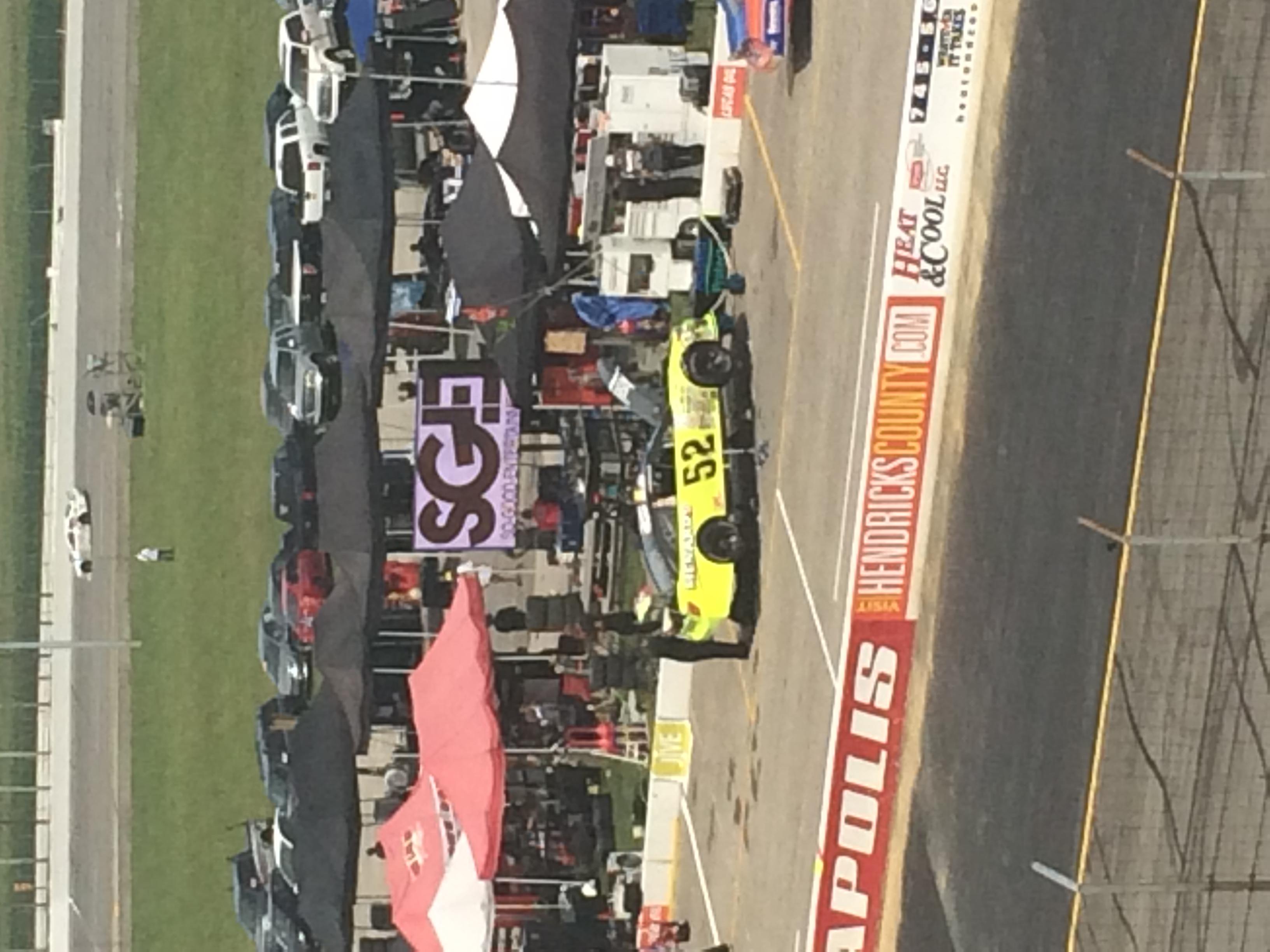 SGE at historic Nashville Raceway