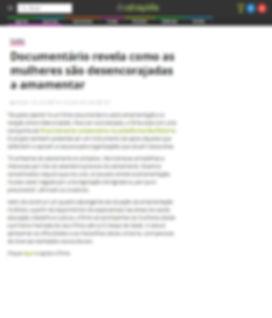 Catrava Livre, Catraquinha, De Peito Abeto, Graziela Mantoanelli, aleitamento materno, #180DiasDePeitoAberto, 180Dias