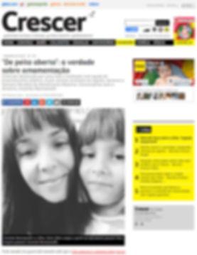 Crescer, Revista Crescer, De Peito Abeto, Graziela Mantoanelli, aleitamento materno, #180DiasDePeitoAberto, 180Dias
