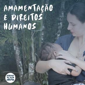 Amamentação e Direitos Humanos