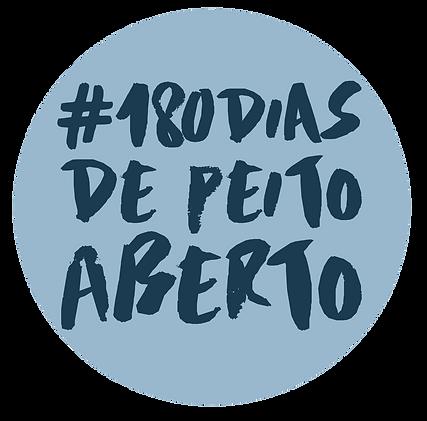De Peito Aberto, Aleitamento, amamentação, documentário, filme, #180diasdepeitoaberto, logo