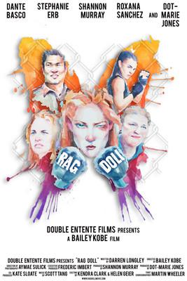Rag Doll Festival Poster