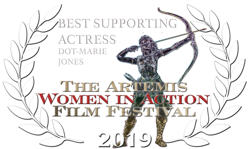 2019 AWIAFF Best Sup Actress laurels wht