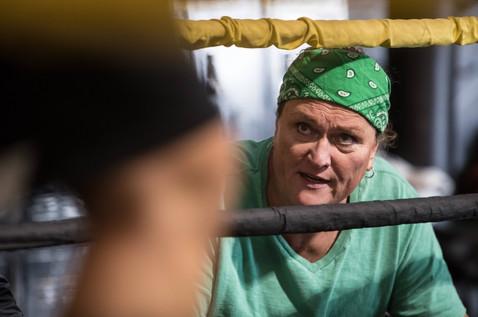 Rag Doll MMA film by Bailey Kobe - Dot Marie Jones coach