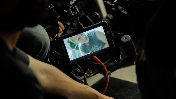 Rag Doll - MMA film by Bailey Kobe - Shannon Murray Sony Camera F55 monitor Leica lens