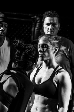 Rag Doll - MMA film by Bailey Kobe with Shannon Murray Dot-Marie Jones and Roxana Sanchez