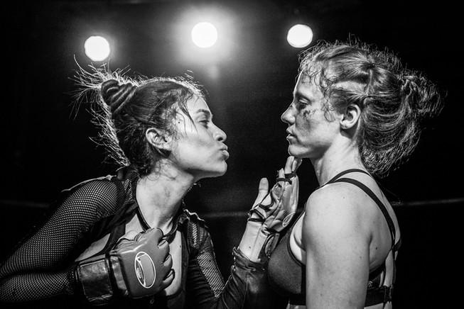 Roxana Sanchez teases Shannon Murray